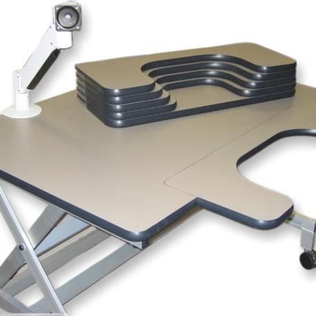 Adjustable Rehabilitation Table